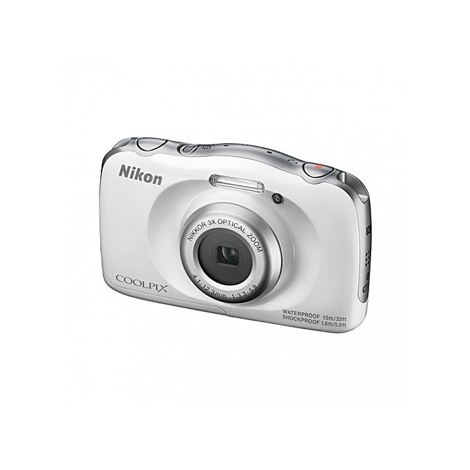 Nikon  Waterproof Compact Camera