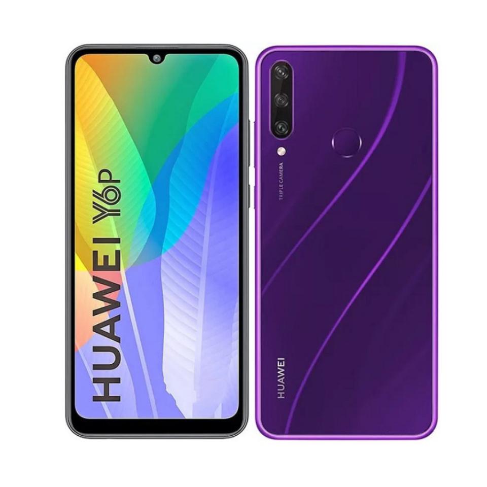 HUAWEI Y6P 64GB+3GB Blue