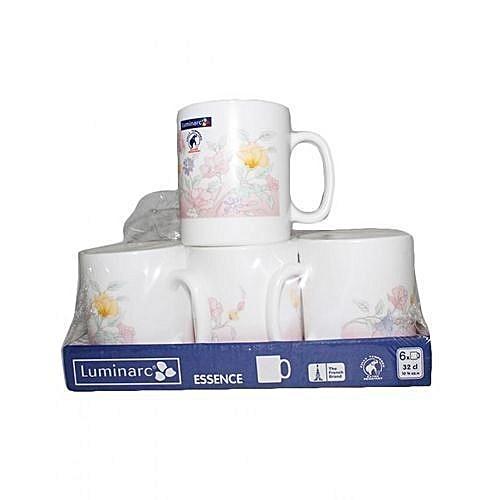 Luminarc Cup Set 6 pieces