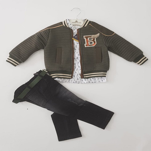 BABY BOY SET CLOTHES